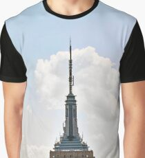 Empire State Building Graphic T-Shirt
