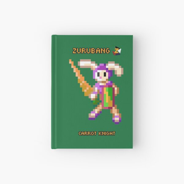 Carrot Knight - Zurubang Hardcover Journal