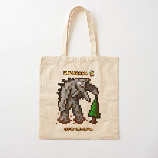 Earth Elemental - Zurubang Cotton Tote Bag