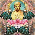 «la reina rosa romántica más suave» de STORMYMADE