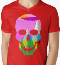 Skullimb Men's V-Neck T-Shirt