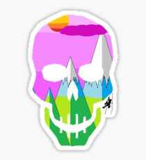 Skullimb Sticker