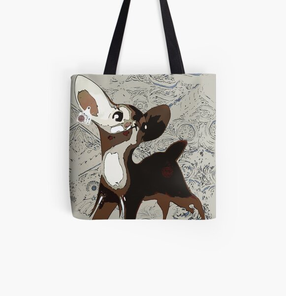 Doe a Dear... All Over Print Tote Bag
