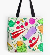 Vegetables!  Tote Bag