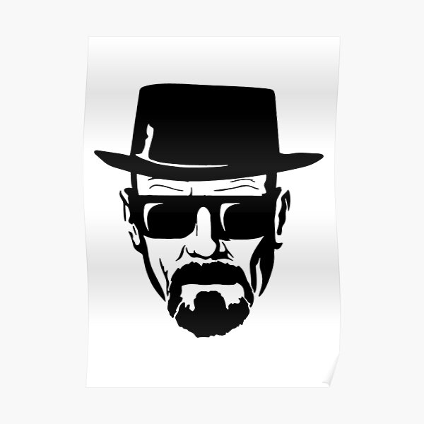 Walter White Poster