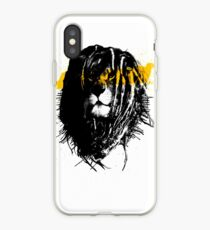 Lion rasta iPhone Case