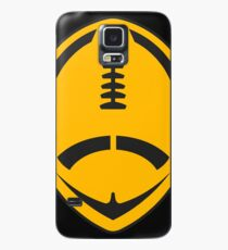 Gold Vector Football Case/Skin for Samsung Galaxy