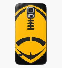 Gold Vector Football Case/Skin for Samsung Galaxy