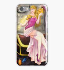 Princess Zelda Pinup iPhone Case/Skin