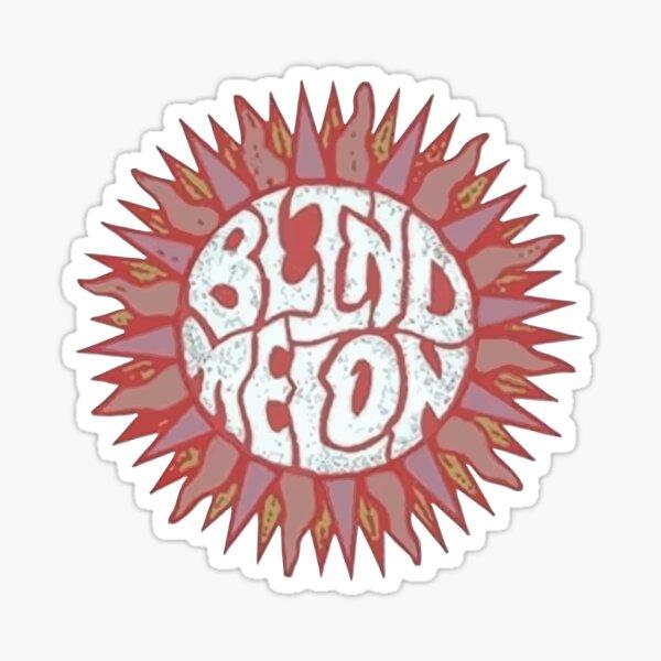 """BLIND MELON """"SUN"""" LOGO Sticker"""