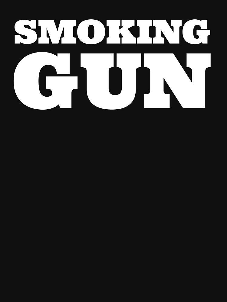 Smoking Gun by ds-4