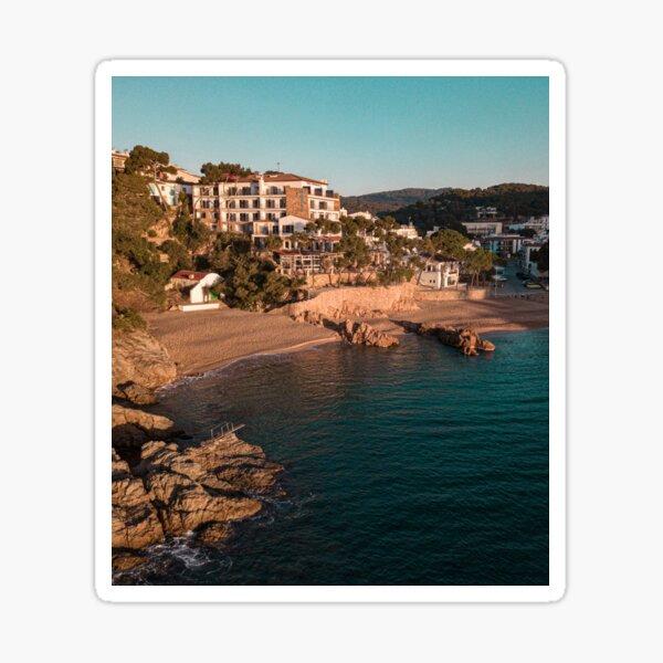 Costa Brava Sunrise Sticker
