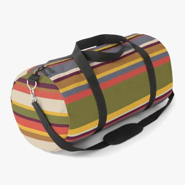4th Doctor Scarf (Cosplay)  Duffle Bag
