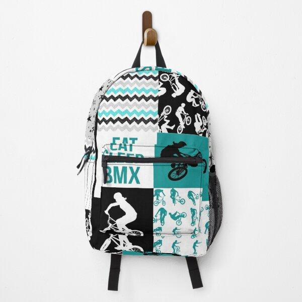 BMX Eat Sleep Gift for BMX Lovers Backpack