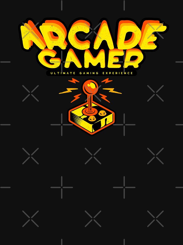 Arcade Gamer by szymonkalle