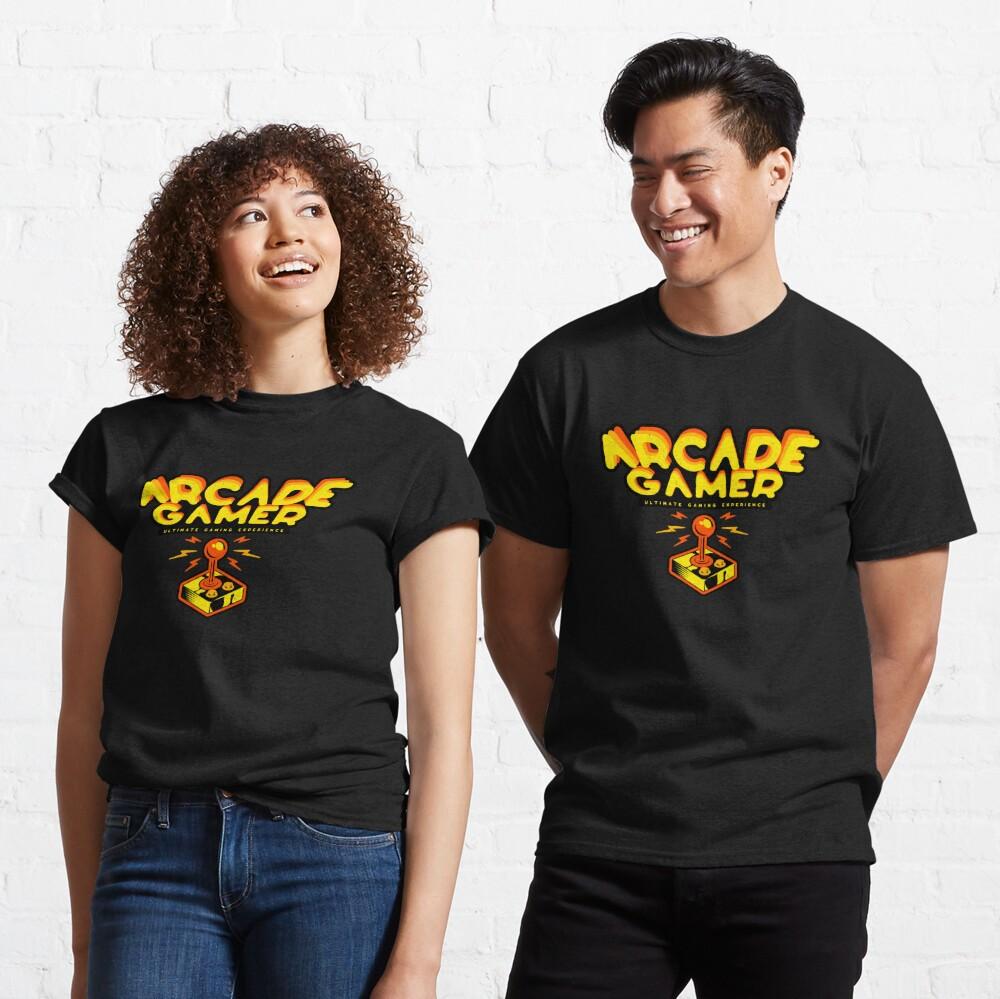 Arcade Gamer Classic T-Shirt