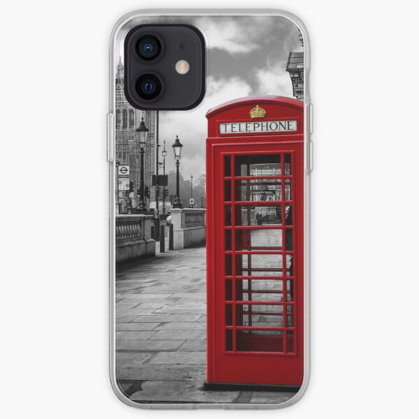 glasses pouch TelePhone box fabric phone pouch red phone boxes christmas gifts