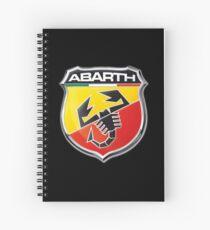 Abarth Spiral Notebook