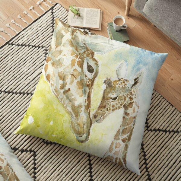 Girafe Coussin de sol