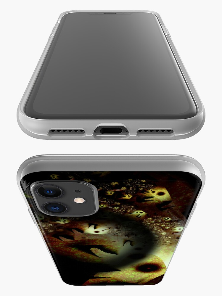 Alternate view of Cosmic Ballet iPhone Case & Cover