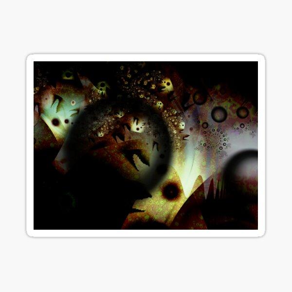 Cosmic Ballet Sticker