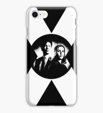 ♥♥♥ MULDER & SCULLY X FILES ♥♥♥ iPhone Case/Skin