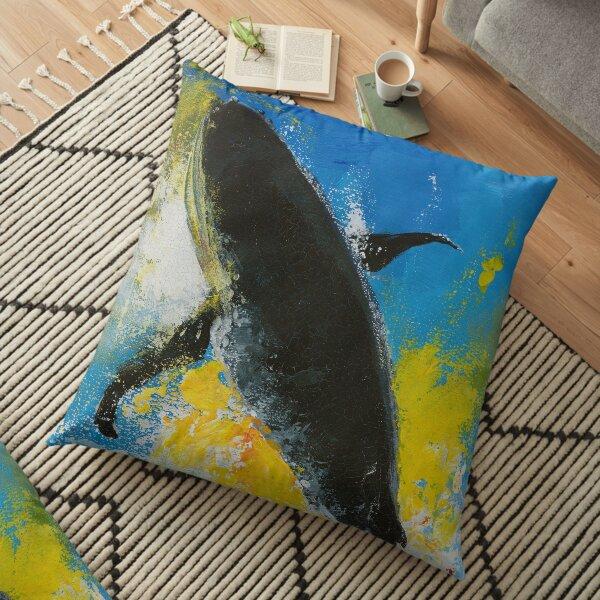Baleine Coussin de sol