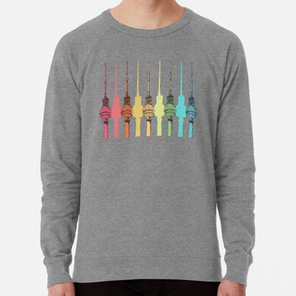 Colorful Berlin Lightweight Sweatshirt