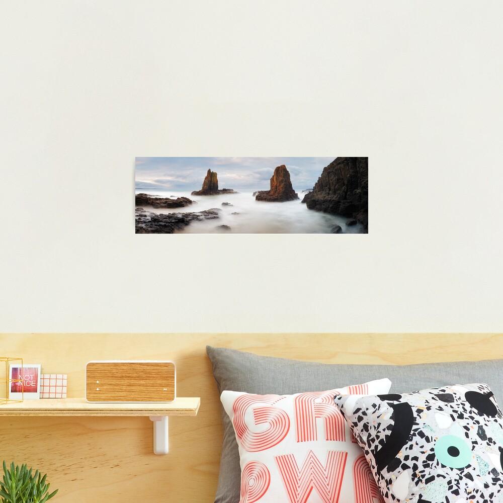 Cathedral Rocks, Kiama, New South Wales, Australia Photographic Print