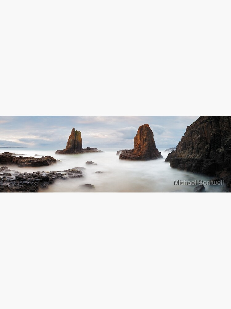Cathedral Rocks, Kiama, New South Wales, Australia by Chockstone