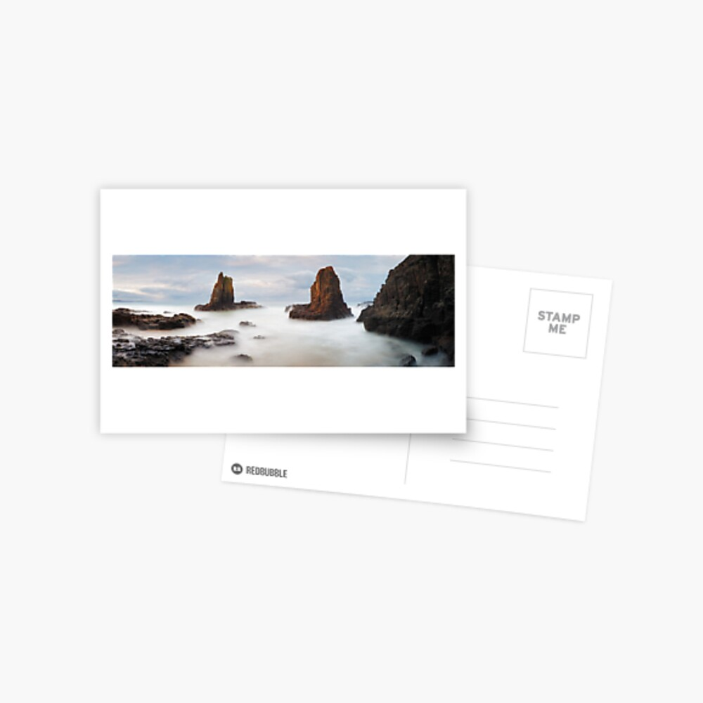 Cathedral Rocks, Kiama, New South Wales, Australia Postcard