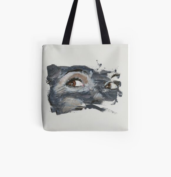 I see you Tote bag doublé