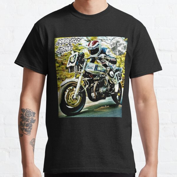 Freddie Spencer, Motorcycle Legend Classic T-Shirt