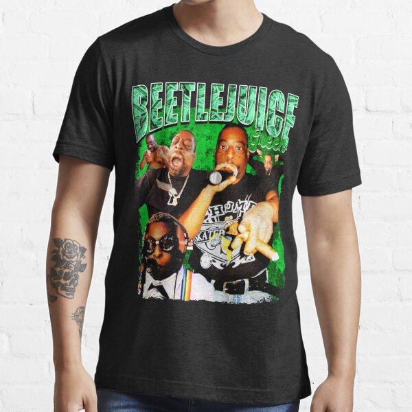 Vintage Beetlejuice Green Essential T-Shirt
