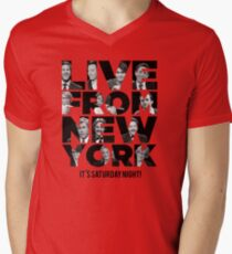 Live From New York, It's Saturday Night - Saturday Night Live T-Shirt