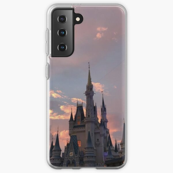 Disney Castle Samsung Galaxy Soft Case