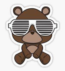 Boss Bear Sticker
