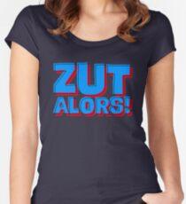 Zut alors! Women's Fitted Scoop T-Shirt