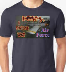 Honey, I Shrunk The Air Force, Tyabb 2012 Unisex T-Shirt