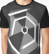 Hyper Hexagonest Begin Graphic T-Shirt