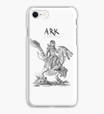 ARK: Survival Evolved Fan Art iPhone Case/Skin