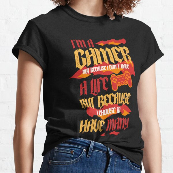 I am a Gamer Classic T-Shirt