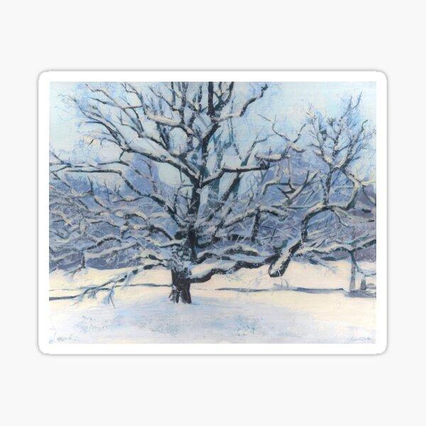 Tree of Life - Winter Sticker