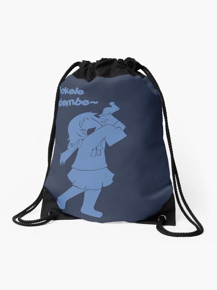 Anime and manga - Mashiro Mokele mbembe~ | Drawstring Bag