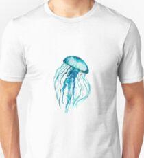 Camiseta unisex Medusa acuarela