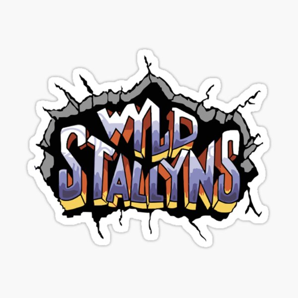 wyld stallyns Bill And Ted - Sticker