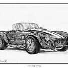 1965 Shelby AC Cobra by JMcCombie