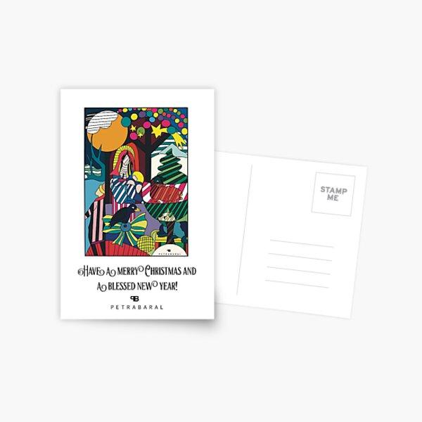 Christmas Card  Postkarte
