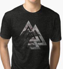 Odin's Raven Tri-blend T-Shirt