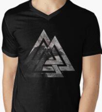 Odin's Raven Men's V-Neck T-Shirt